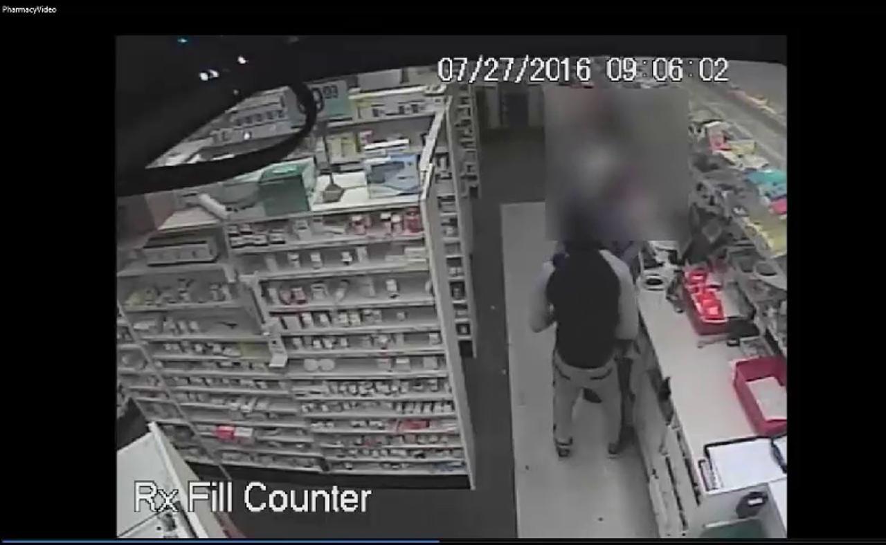 Tempe Walgreens robbery