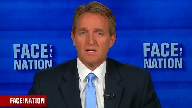 Flake says Trump could lose Arizona