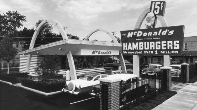 8 facts about McDonald's first drive-thru