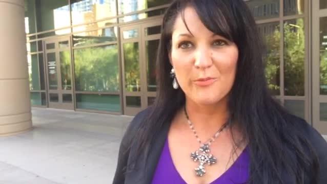 Valerie Collins speaks about Green Acre dog boarding sentences