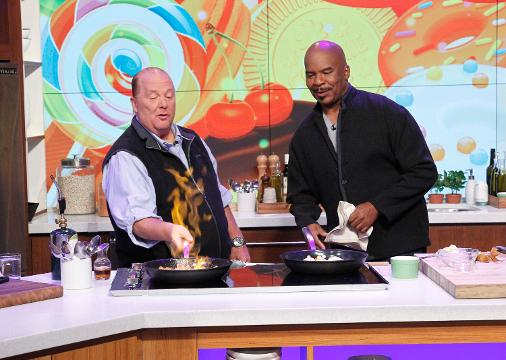 5 things you don't know about Mario Batali