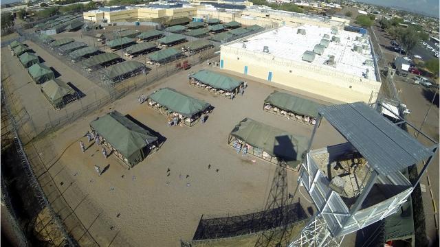 & Maricopa Countyu0027s Tent City jail officially shut down