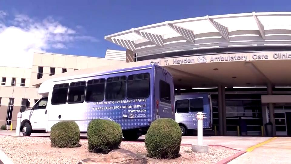 Inside Phoenix's VA medical center