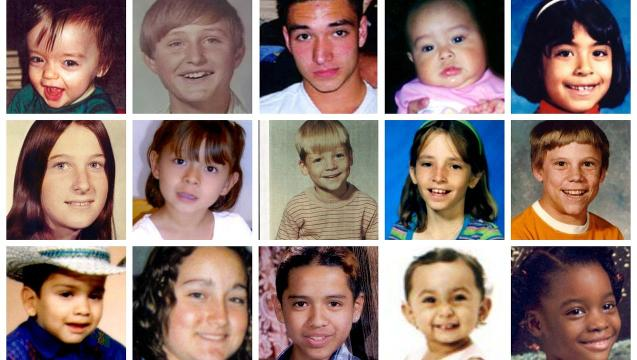 Missing Arizona children