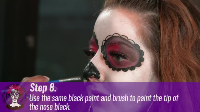 1259b93b5 Day of the Dead: How to paint your face for Dia de los Muertos