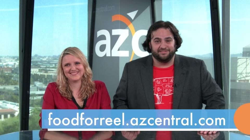 azcentral Food for Reel turns recipes into videos