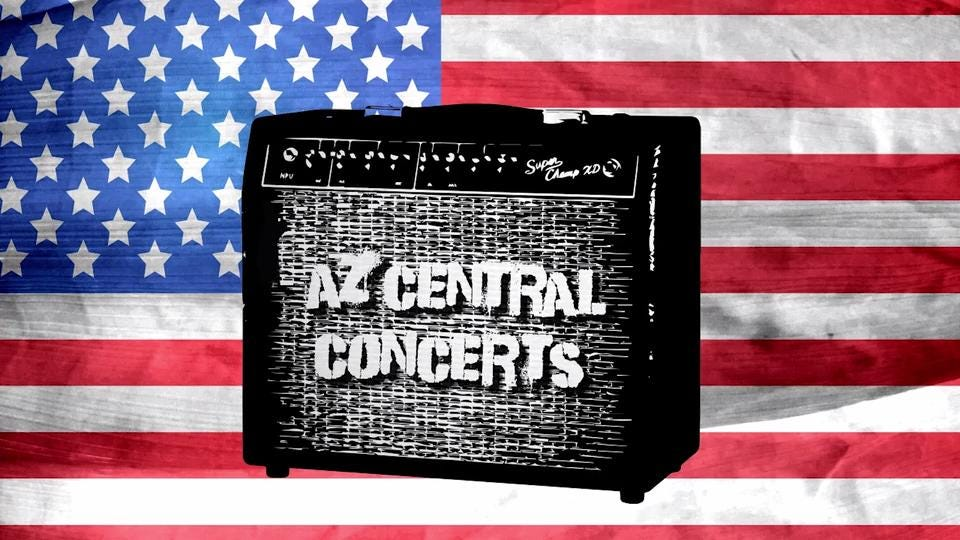 Operation Encore plays azcentral concert for Veterans Day