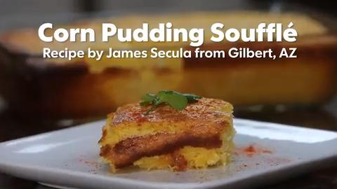 Food for Reel: How to make corn pudding souffle