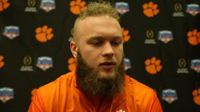Ben Boulware discusses relationship with coach