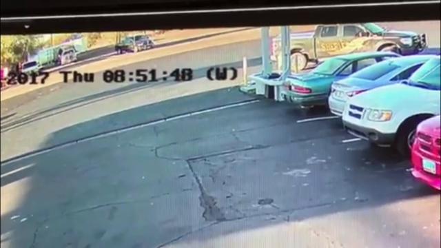 Driving Naked car woman