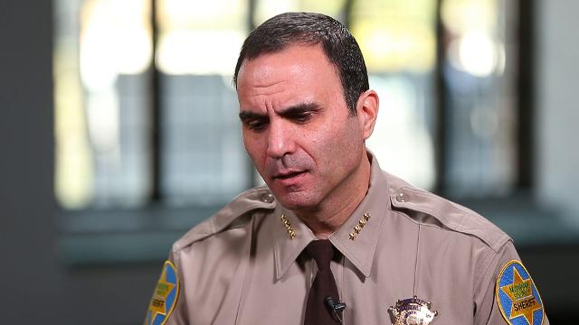 5 minutes with Paul Penzone, the new Maricopa County sheriff