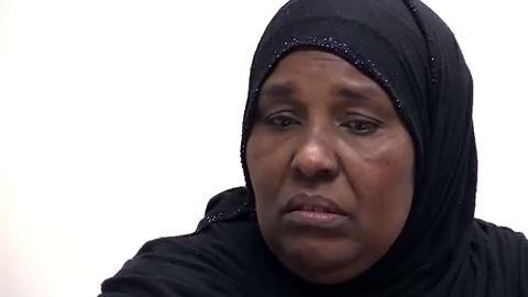 Somali refugee on Trump executive orders: 'I have no hope'