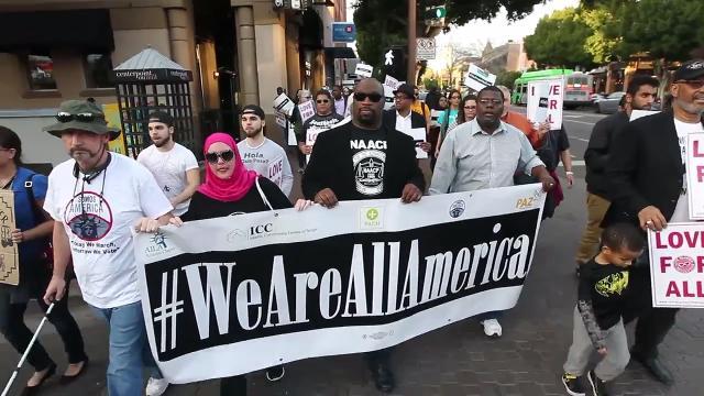 'We're all neighbors'