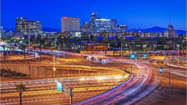 In 2017, U.S. News & World Report ranked the nation's 100 largest cities for its 'best places to live' list. Arizona's two biggest metro areas, Phoenix and Tucson, didn't fare so well.
