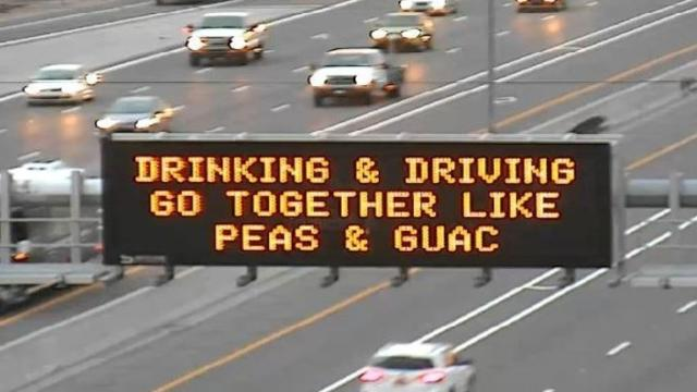 Love those witty freeway signs? Now you can submit your own to ADOT