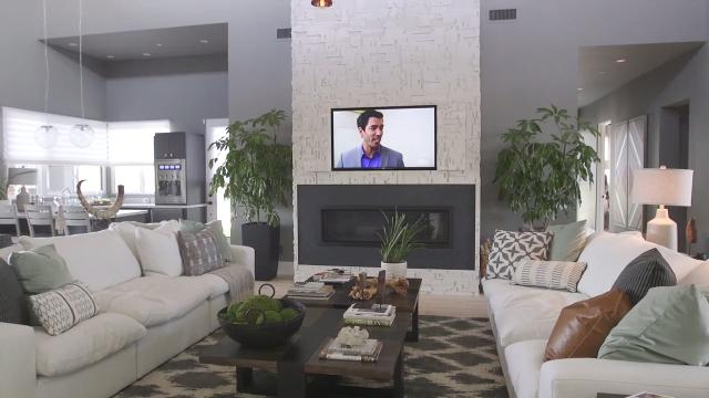 HGTV Smart Home Tour 2017