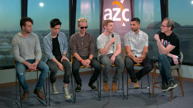 azcentral concert: Luxxe plays live in studio