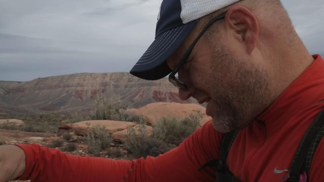 Various mine claims dating back to as far as the early 1950s still lay along the Parashant National Monument wilderness. Grand Canyon through hiker Rich Rudow shows what you can find if you decide to look into a claim. Thomas Hawthorne/azcentral.com