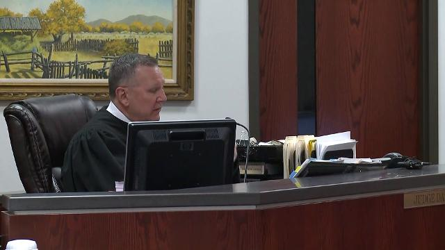 Judge rules on evidence in NAU shooting case