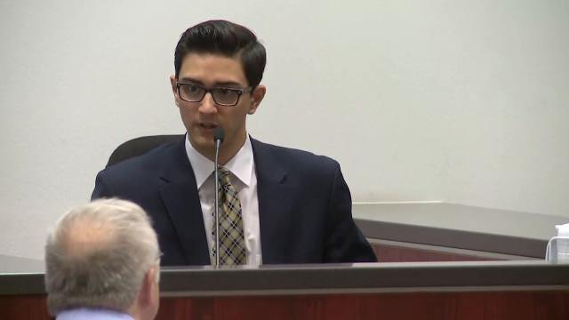 NAU shooting defendant Steven Jones describes the shooting