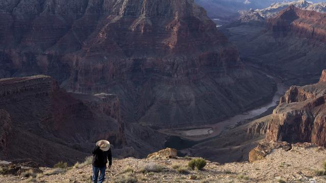 9d32fc6cc4dd9 Is a gondola ride in the Grand Canyon s future  Project stirs concerns  about threats to cultural