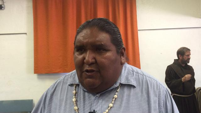 Tohono O'odham Nation oppposes Trump's proposed border wall