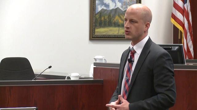 Steven Jones' trial in NAU shooting: Prosecution's opening statement