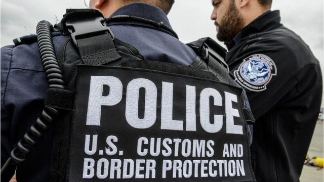 Image result for U.S. Customs and Border Protection, picture