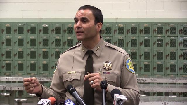 Sheriff Paul Penzone on transferring Tent City inmates and looking ahead