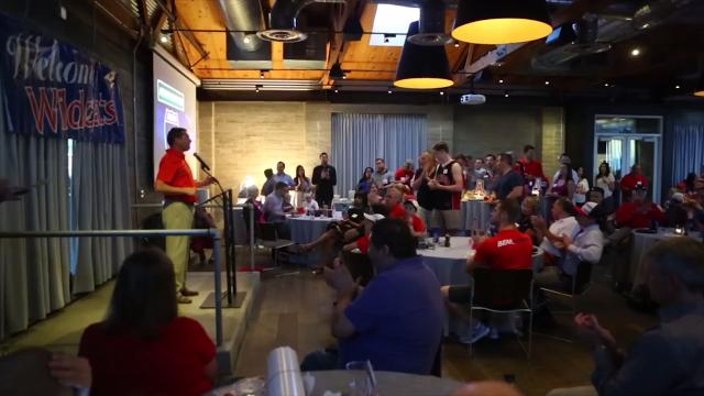 Arizona Athletics hosted its Road Tour stop at Culinary Dropout/The Yard in Tempe.
