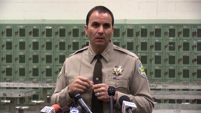 Sheriff Paul Penzone on the projected savings of closing Tent City Jail