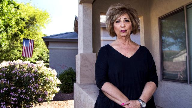Woman about to lose home to foreclosure