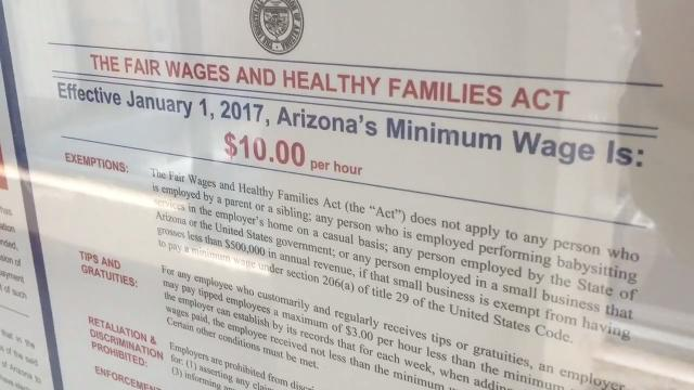 Paid sick leave becomes mandatory in Arizona