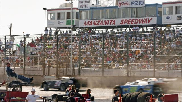 What happened to Manzanita Speedway?