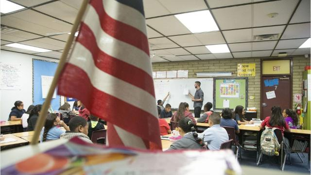 Proposition 301 sales tax benefits students