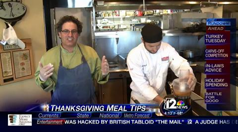 Tips on making gravy and stuffing