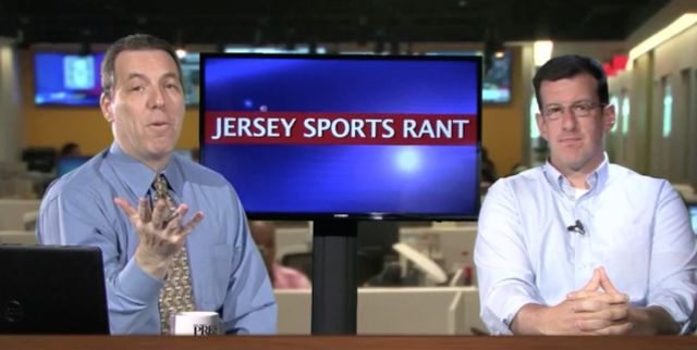Jersey Sports Rant archives: Aug. 28