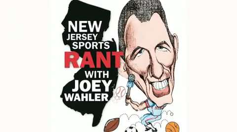 Joey Wahler: Your Jersey Sports Rant host