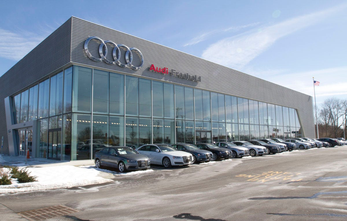 Ray Catena Audi >> Ray Catena Adds Audi To His Group Of Auto Dealerships