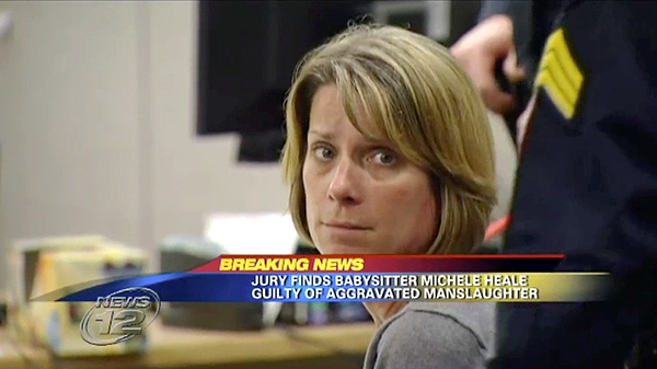 Babysitter found guilty in child's death