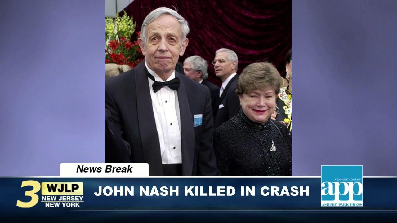 NewsBreak: John Nash killed in crash on Turnpike; Mary Lee the Shark