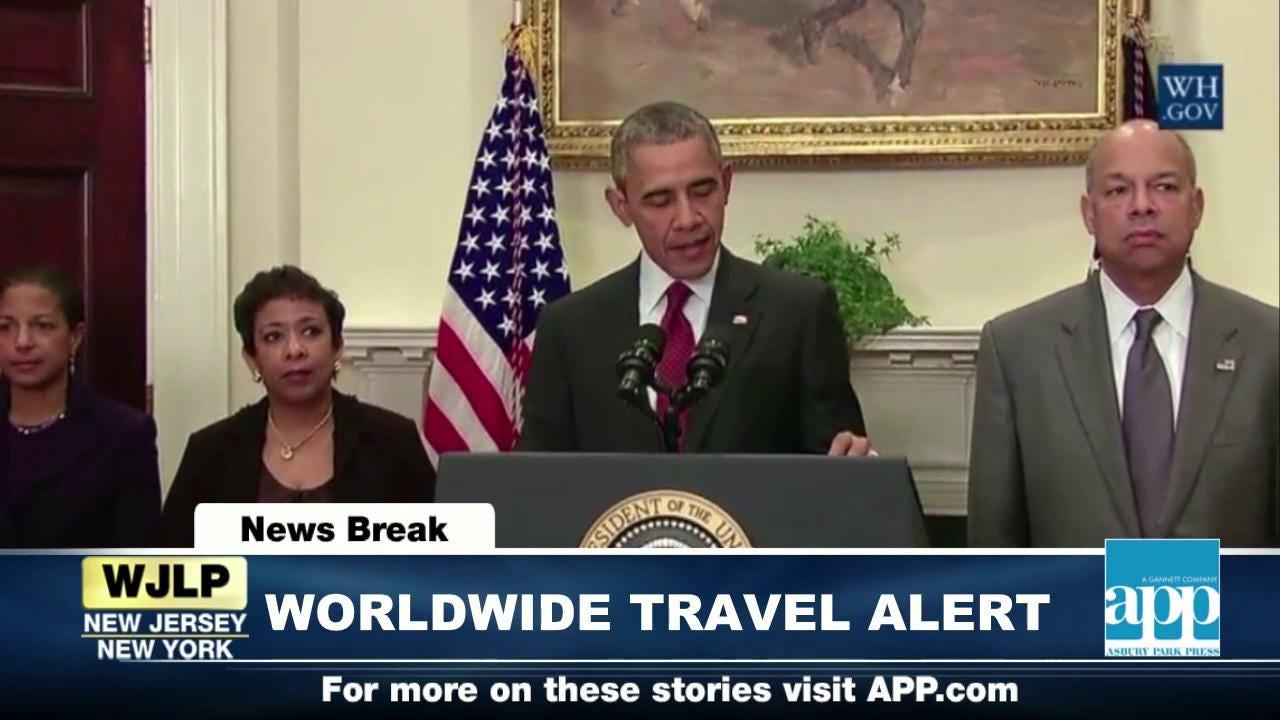 NewsBreak: U.S. holiday travel projections