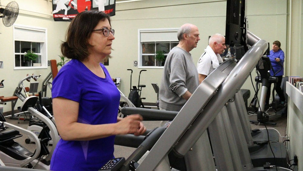 Woman's lifestyle changes led to improved cardiac health
