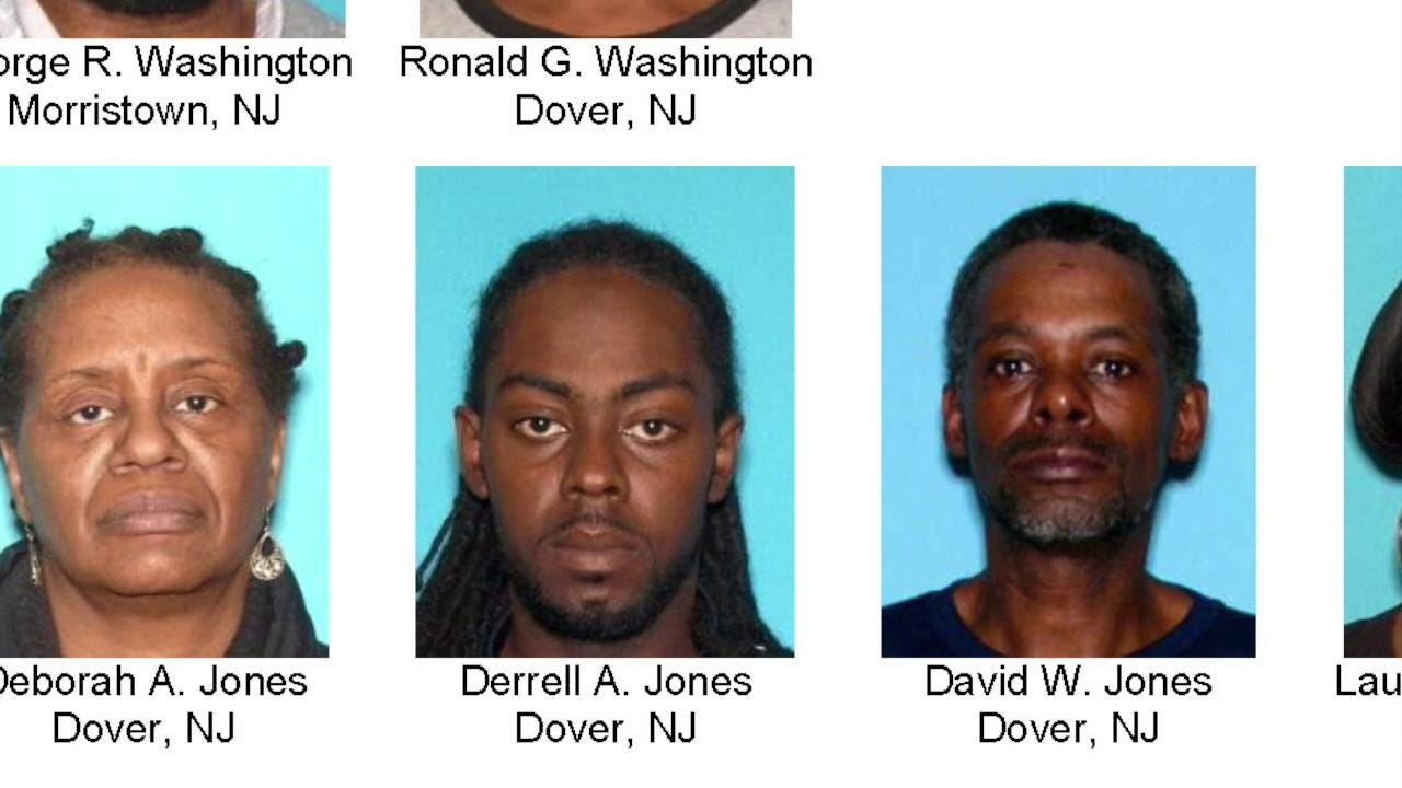 WATCH: Morris County drug-trafficking sweep, 24 arrested