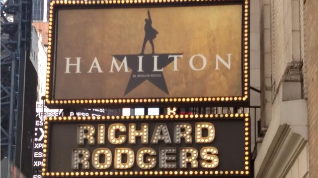 'Hamilton' cast members share what they love about New Jersey.