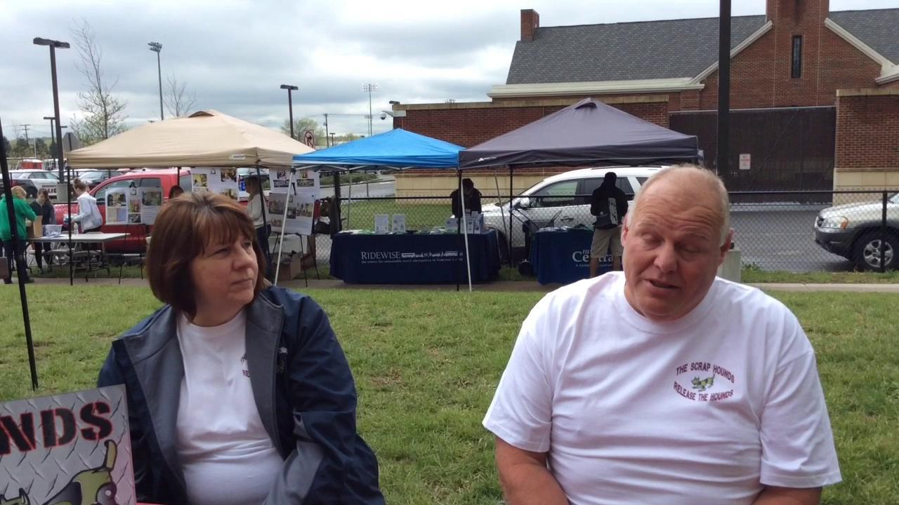 Bridgewater's Eco-Blast Fair promotes sustainability