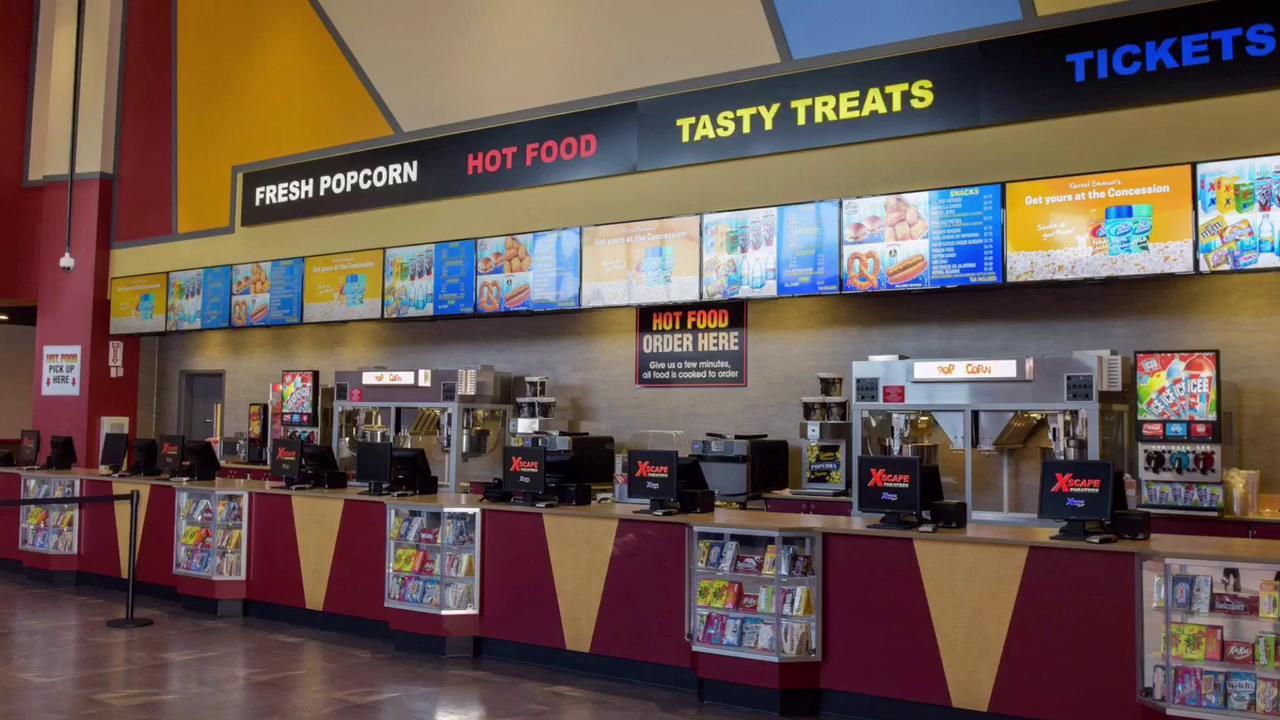 Movie theater hudson fl