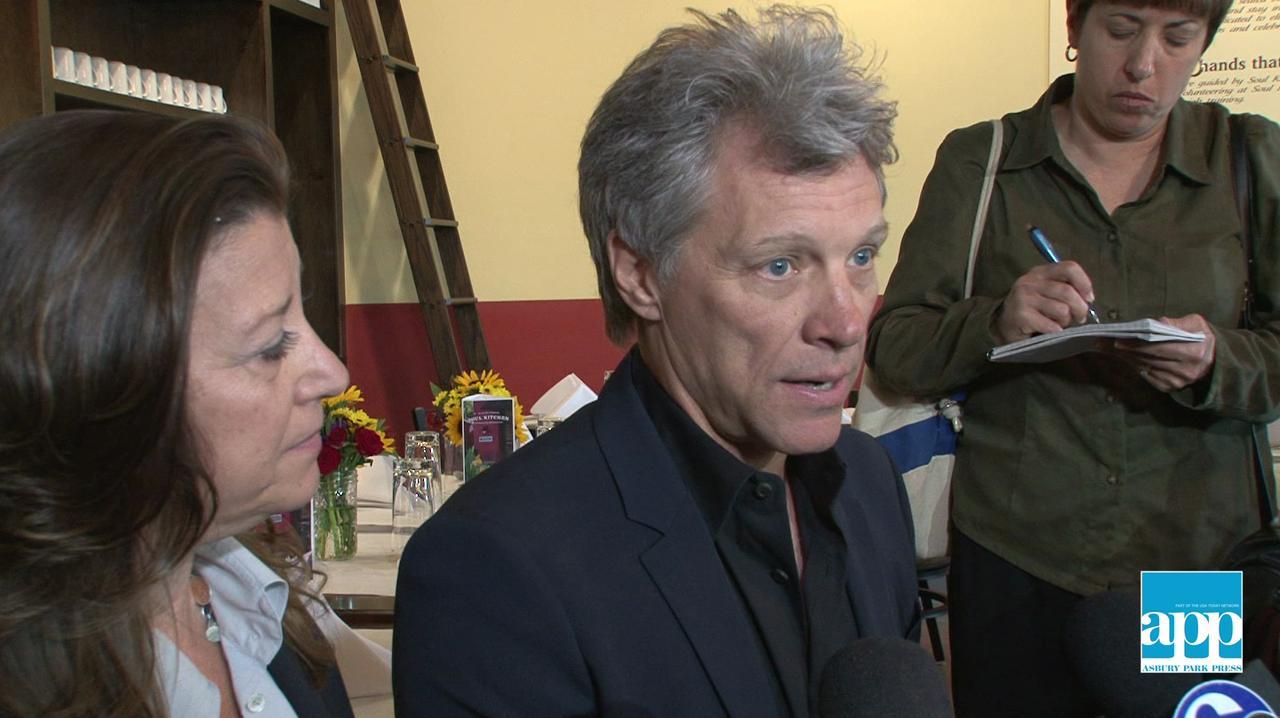 Watch Watch Jon Bon Jovi Surprise Fan Who Is Fighting Stage 4 Cancer video