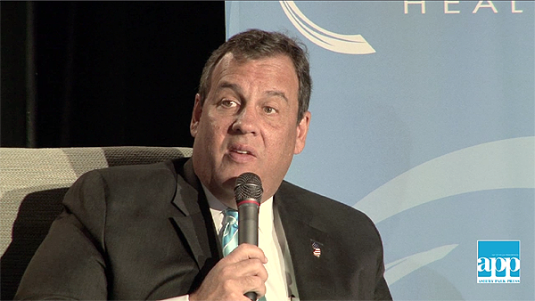 Christie joins opioid addiction panel