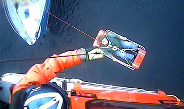 Coast Guard airlifts injured fisherman off AC